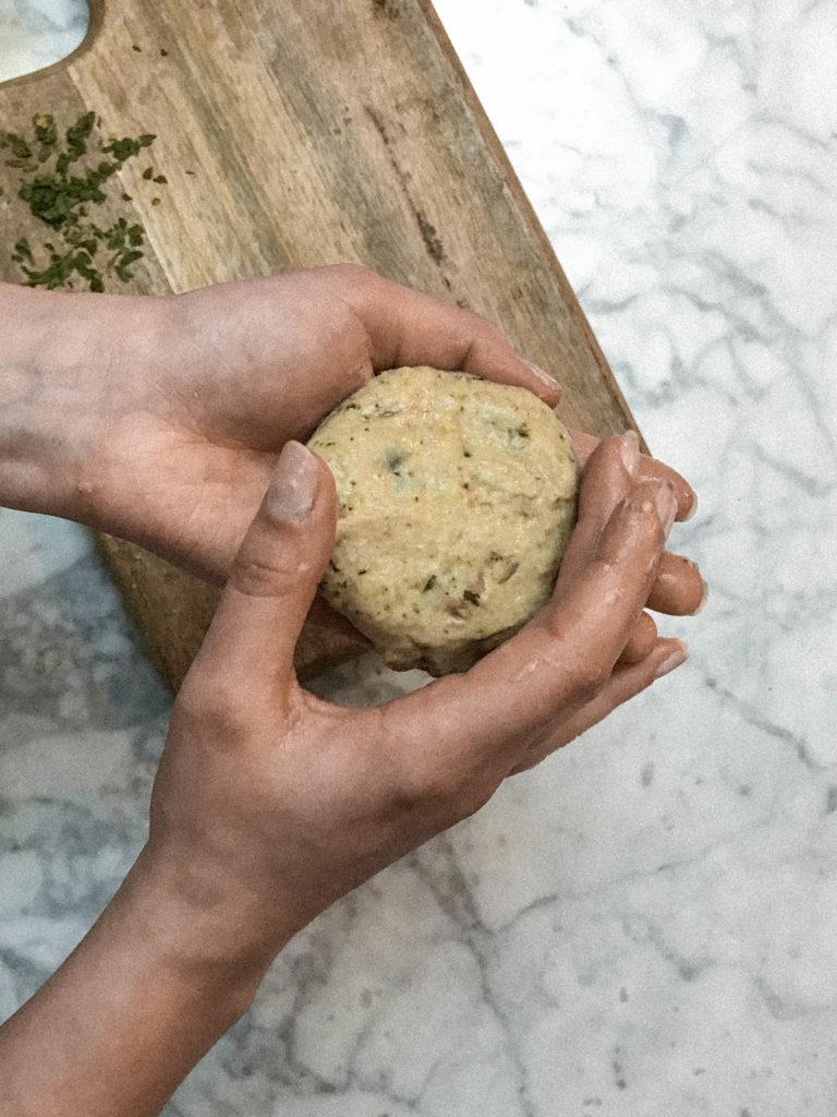 falafel al horno